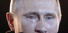 Putin popłakał się ze szczęścia?