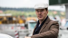 Benedict Cumberbatch przyleciał do Polski - mamy zdjęcia!