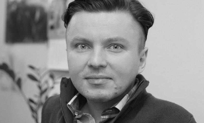 Nie żyje Bartłomiej Skrzyński. Miał 41 lat
