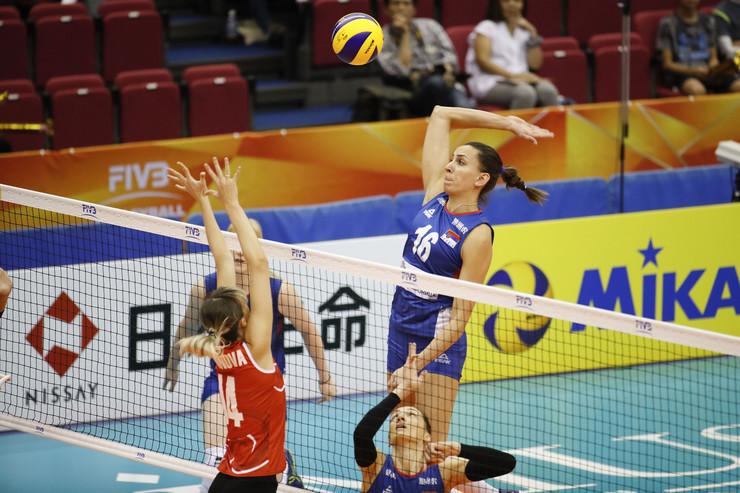 Ženska odbojkaška reprezentacija Srbije, Ženska odbojkaška reprezentacija Kazahstana