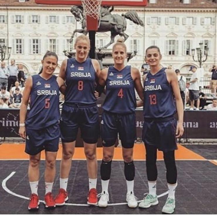 Ženska reprezentacija Srbije u basketu 3x3