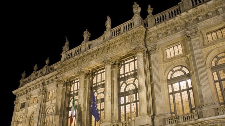 Budynek włoskiego parlamentu