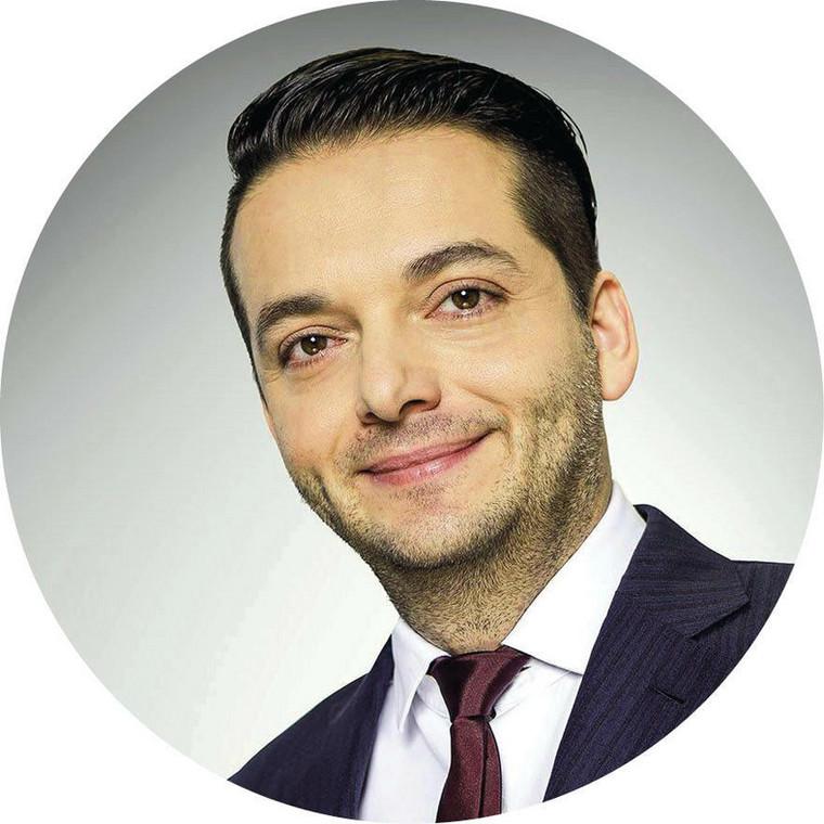 Adam Błażeczek członek zarządu i dyrektor finansowy sieci aptek Gemini Polska