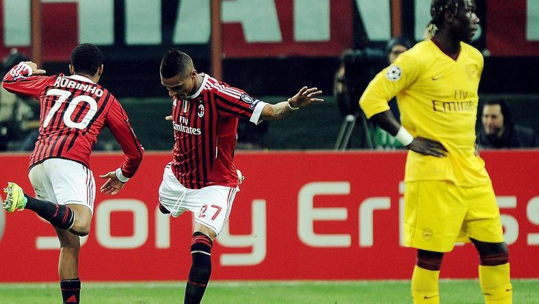 AC Milan pokonał Arsenal 4:0
