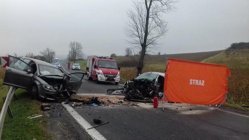 Tragiczny wypadek w Sieniawie