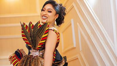'I'm probably one of the most controversial people on earth' - Tonto Dikeh