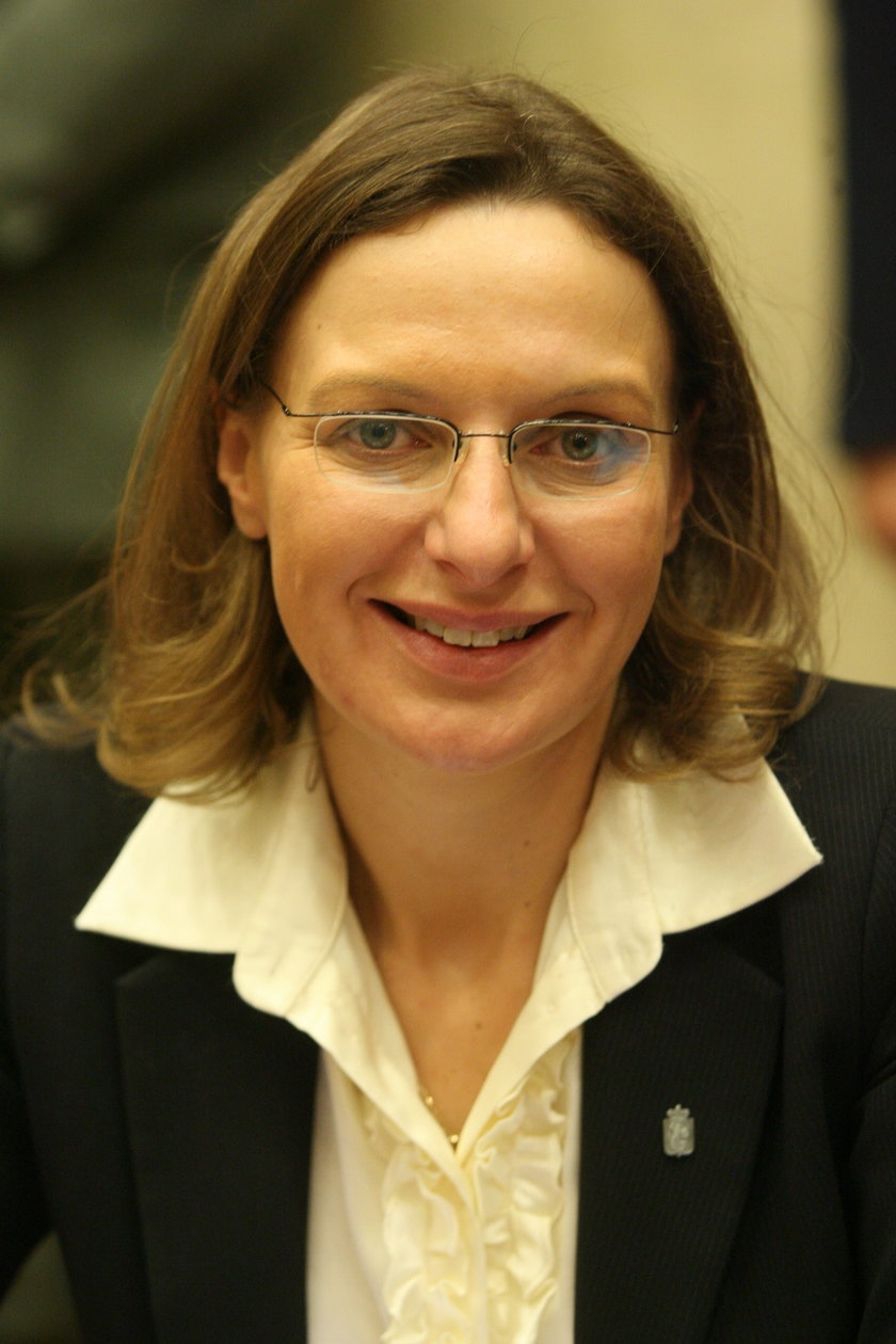 Dorota Zbińkowska, stołeczna radna