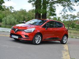 Renault Clio 1.2 TCE – zwinny mieszczuch | TEST