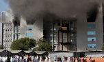 Tragedia! Wielki pożar w fabryce największego producenta szczepionek. Zginęło kilka osób