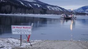 W oczekiwaniu na lód: miasto odcięte od świata
