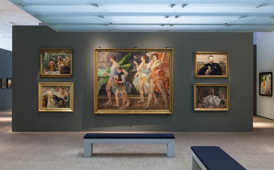 Galeria sztuki polskiej 1800-1945