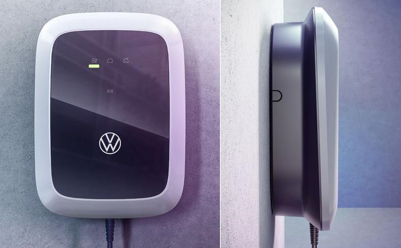 Wallbox zapewnia szybkie zasilanie akumulatora prądem o mocy od 7,4 kW do 11 kW w miejscu garażowania auta