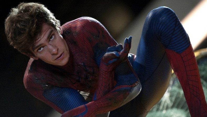 "Oto nowy, ""Niesamowity Spider-Man"""