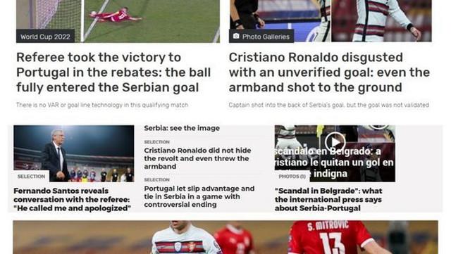Portugal štampa