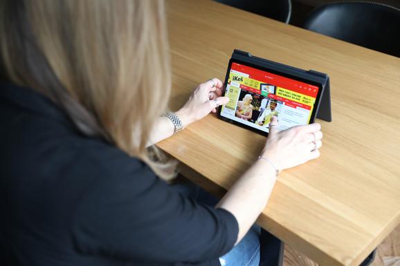 Android vest Blic TEST - Samsung Galaxy Tab S6 Lite - Tablet za celu porodicu