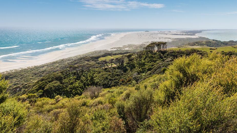 Farewell Spit, Nowa Zelandia