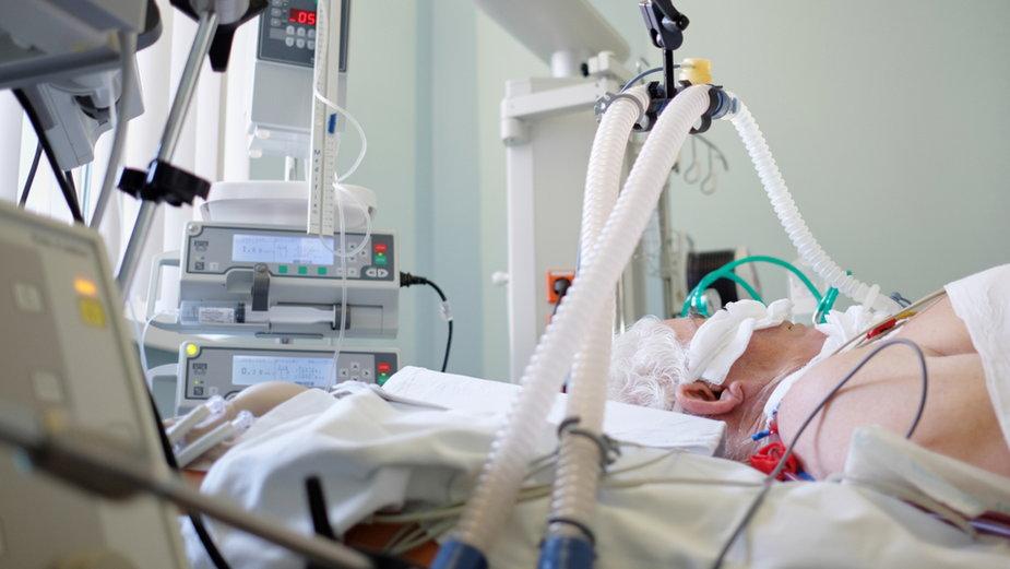 W tym miesiącu do szpitali Pomorza Zachodniego trafi dodatkowych 95 respiratorów