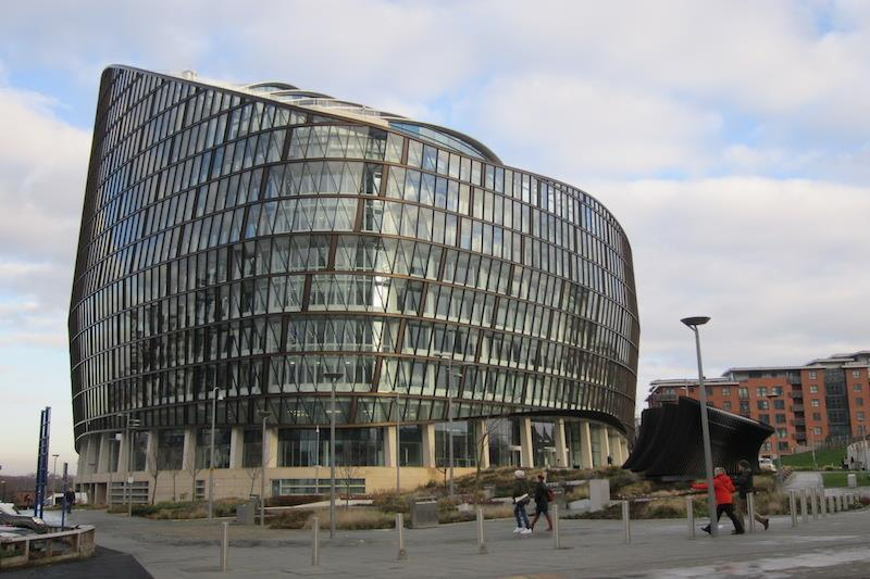 2. One Angel Square, Manchester, Wielka Brytania