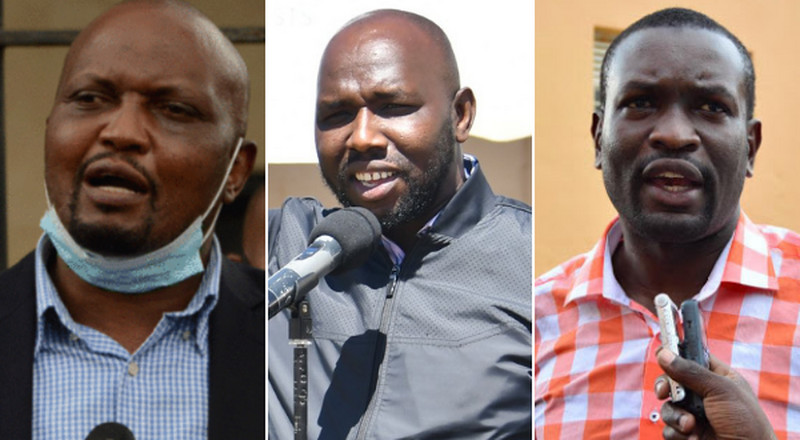 Politicians clash online following Gideon Moi's ordeal with Talai youth
