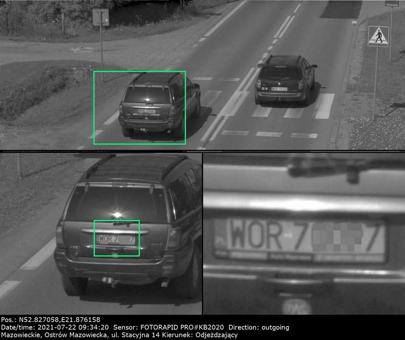 Fotorapid PRO potrafi ujawnić wyprzedzanie w miejscu niedozwolonym - tym przypadkiem już zajmuje się policja. Żaden dozwolony w Polsce fotoradar nie ma takiej funkcjonalności, mają za to mechanizmy odrzucania zdjęć z dwoma pojazdami w kadrze