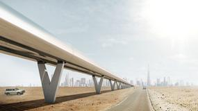 Hyperloop One przedstawia projekt trasy