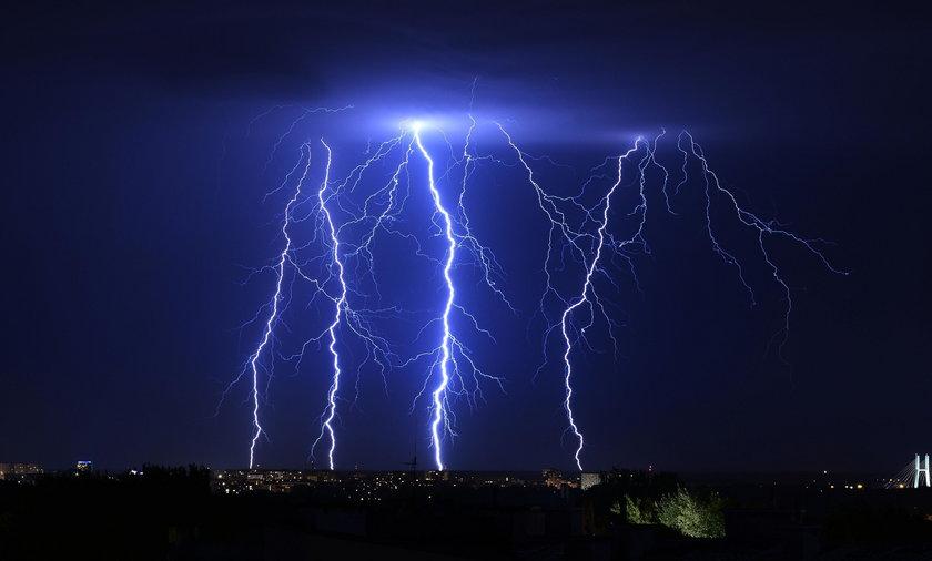 Nadchodzą burze!