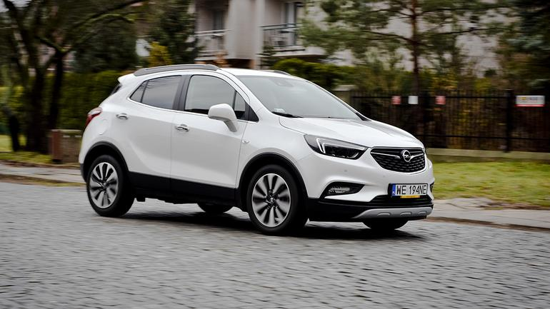 opel mokka x 1 4 140 km 4x4 czas na zmiany test auto wiat. Black Bedroom Furniture Sets. Home Design Ideas