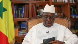 Macky Sall- -president