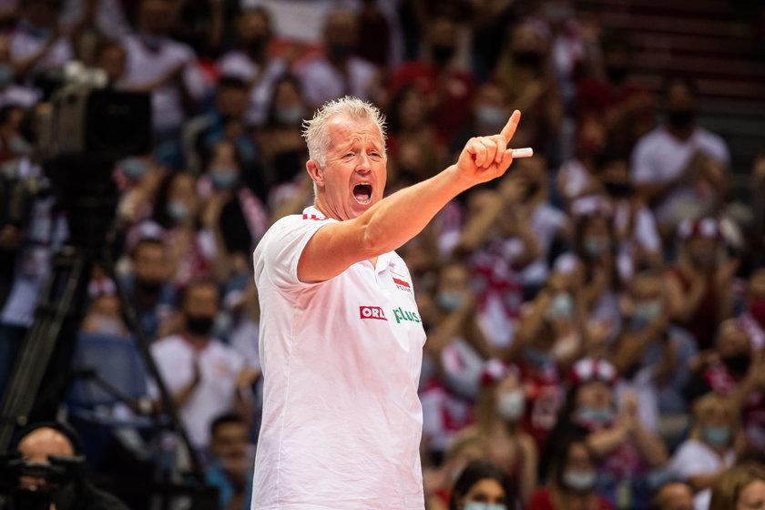 Trener Vital Heynen (52 l.) wciąż podkreśla, ile dla reprezentacji znaczy Michał Kubiak (33 l.).