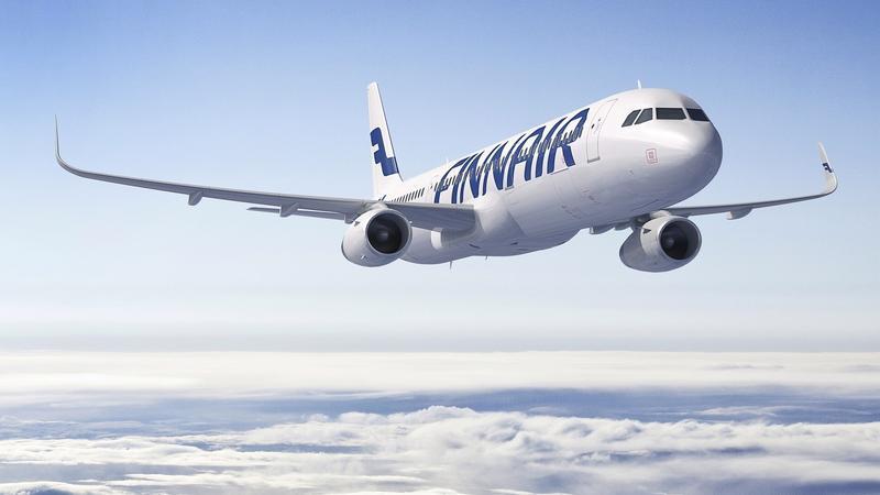 A321 Sharklet Finnair