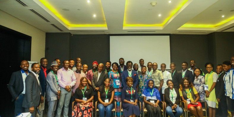 Cross Section of participants at the energy media training which held at Radisson Blu Hotel, Lagos (stratagemenergy)