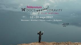 Jest już program 14. Millennium Docs Against Gravity