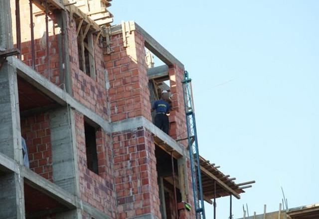 Najviše radnika koji rade na crno je na građevini
