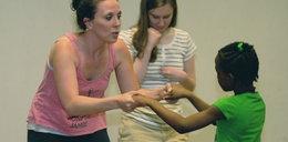 Otworzyła szkołę tańca dla chorych dzieci