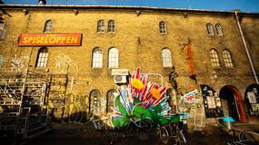 Christiania w Kopenhadze. Utopia w oparach marihuany