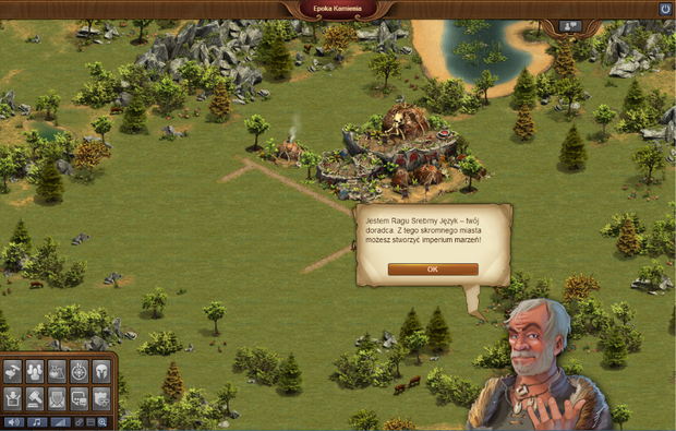 Forge of Empires Grafika 1