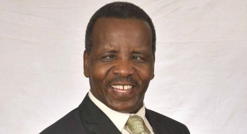 Gospel singer Reuben Kigame