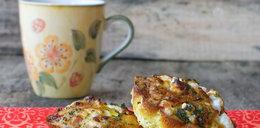 Kanapki na śniadanie to nuda! Spróbuj jajecznych muffinów