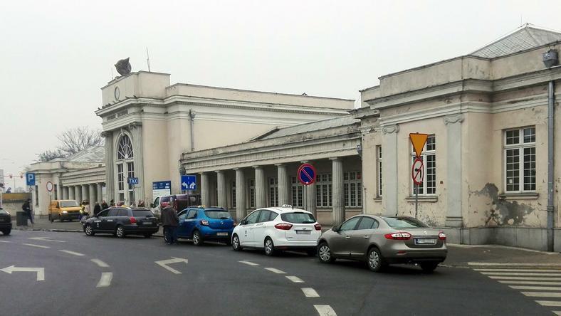 Dworzec Zachodni przejdzie gruntowny remont