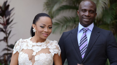 Toke Makinwa loses in court to ex-husband Maje Ayida in defamation lawsuit