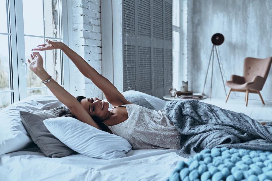 fogyás jobb alvás