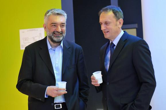 Dušan Petrović prisustvovao premijeri predstave
