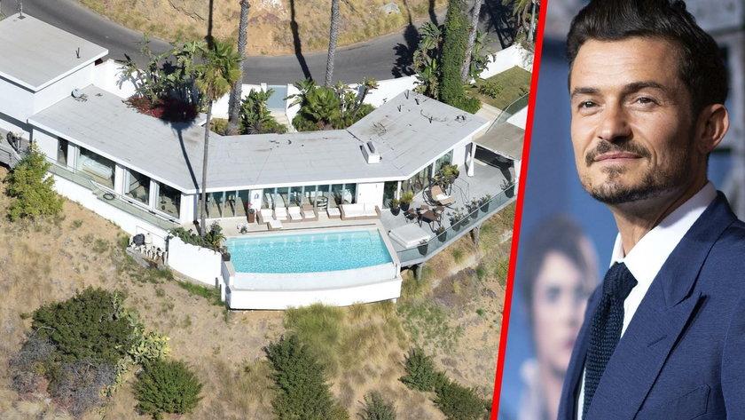 Orlando Bloom nie może sprzedać domu