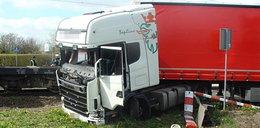 O włos od tragedii. Polski kierowca mógł doprowadzić do katastrofy