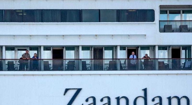 Holland America hit with lawsuit over deadly COVID-19 outbreak onboard MS Zaandam