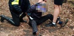 Antycovidowiec zaatakował w Łodzi. Uderzał kijem... za noszenie maseczki