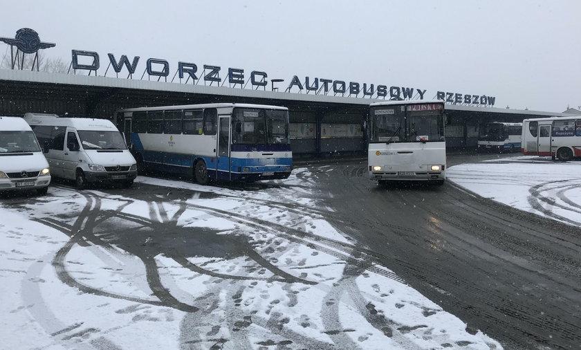 PKS w Rzeszowie będzie rzadziej jeździć w weekendy