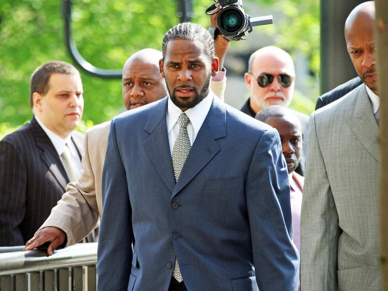 Another R.Kelly sex tape to be released as lawyer claims it is worse than the previous one