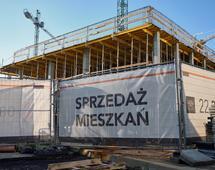 Liczba pozwoleń wydanych na budowę mieszkań była rekordowa w styczniu 2018 roku.