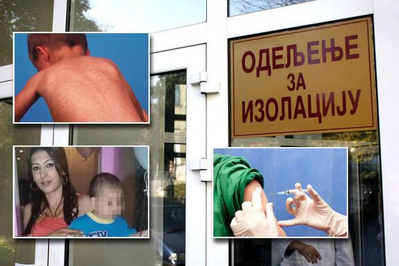 ISTRAGA PROTIV POZNATIH ANTIVAKCINAŠA Dok su oni širili paniku i besmislice, od malih boginja u Srbiji umrlo 12 osoba
